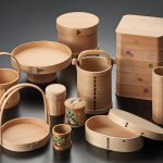 博多の伝統工芸品である博多曲物です。弁当箱、飯櫃、棗、菓子器、蓋置、縁高、一輪挿など、博多曲物の人気商品です。